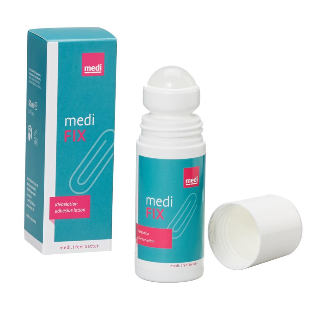 medi Fix Klebelotion für 50 ml Roll-on
