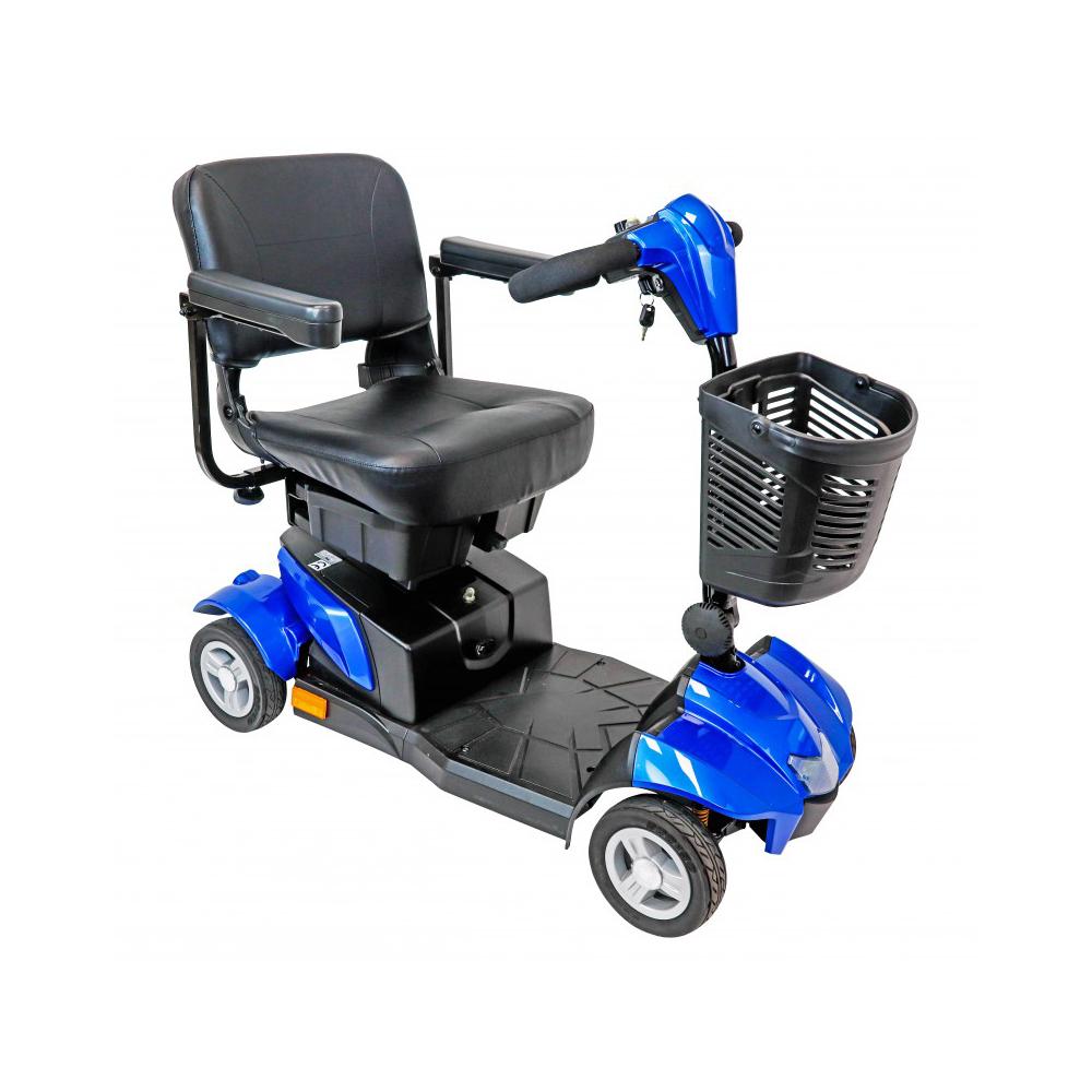 Scooter NEO M34+ blau inklusive 2 Jahre Servicepauschale