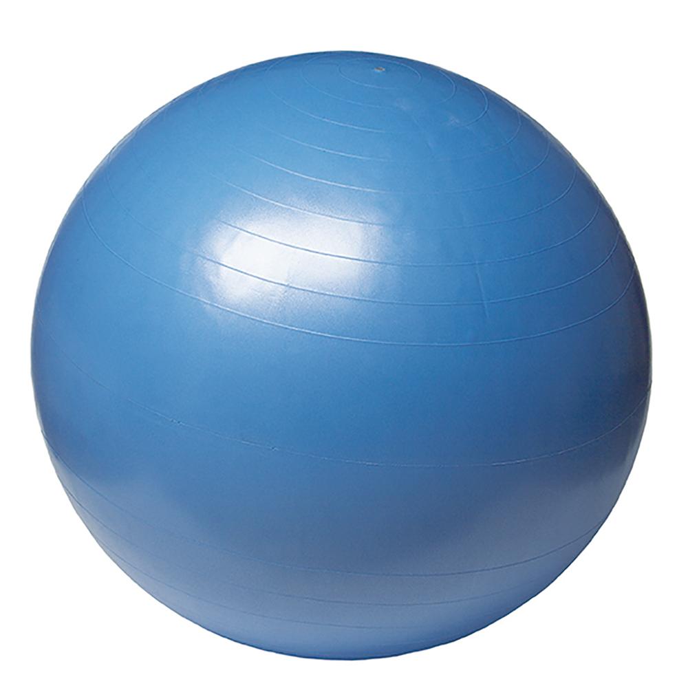 Werkmeister Gymnastikball in blau
