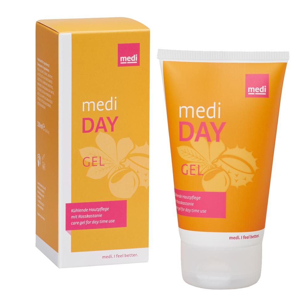 medi Day Gel Pflege 150 ml Tube