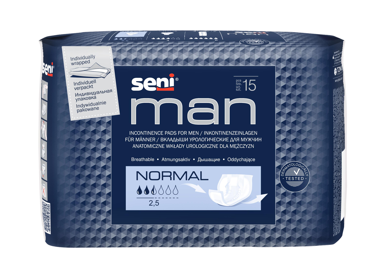 SENI MAN Inkontinenzeinlage für Männer