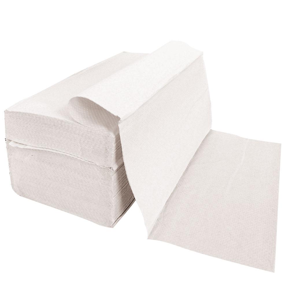 Franz Mensch Falthandtuch Papiertuch weiß