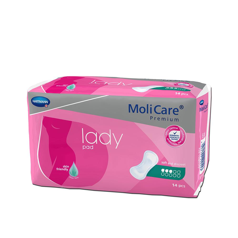 Paul Hartmann MoliCare Premium lady pad 3 Tropfen