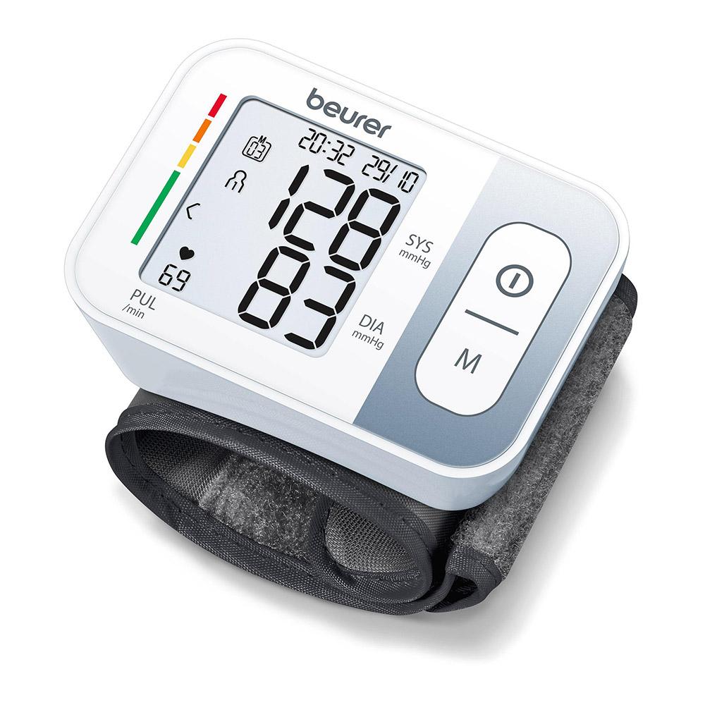Beurer Handgelenk Blutdruckmessgerät  weiß BC 28