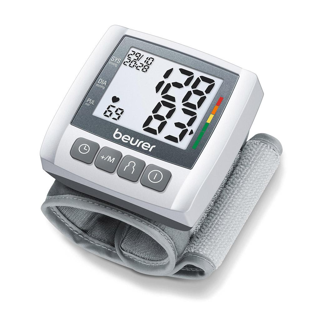 Beurer Handgelenk Blutdruckmessgerät  weiß BC 30