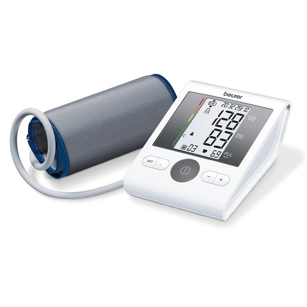 Beurer Oberarm Blutdruckmessgerät mit Auszeichnung