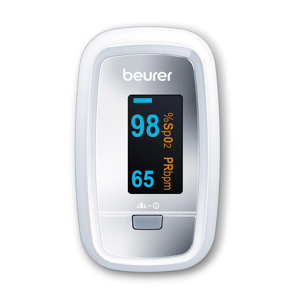 Beurer Pulsoximeter PO 30 Draufsicht