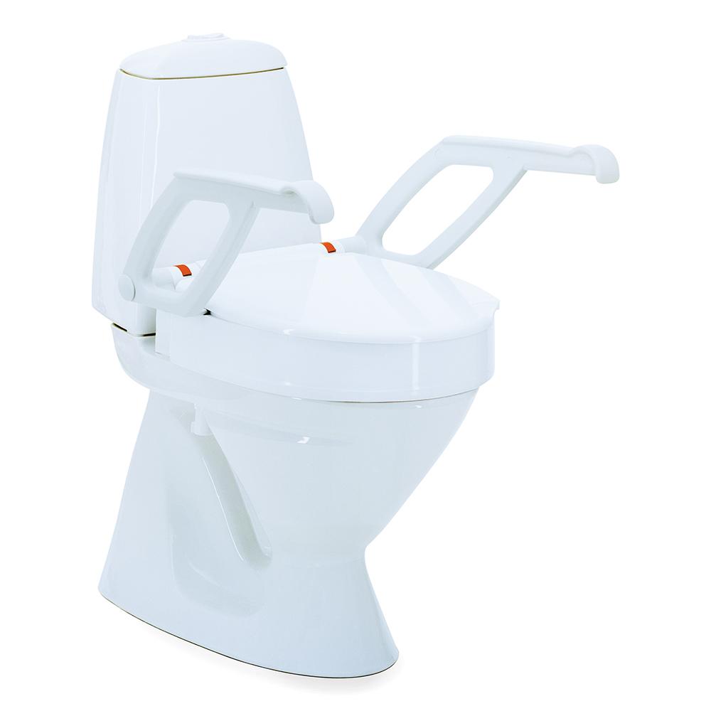 Invacare Aquatec 90000 Toilettensitzerhöhung